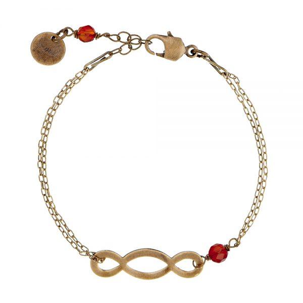 Pepelù - Infinity bracelet