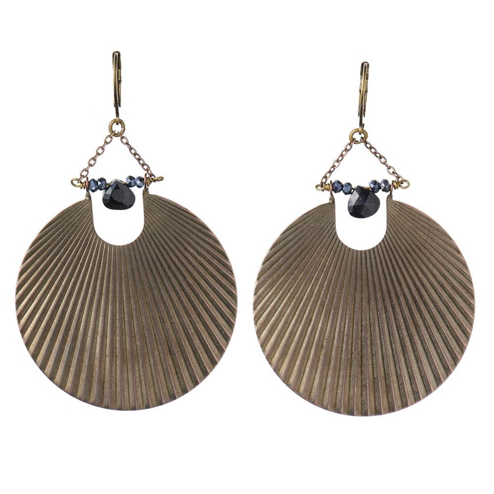 Pepelù - Shell earrings