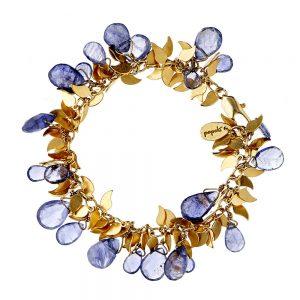 Pepelù bracelet with teardrops