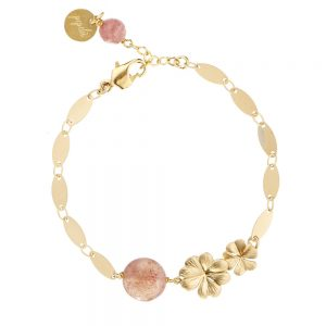 Pepelù - Four-leaf clover bracelet