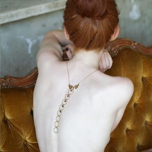 Pepelù - Collana arabesque anelli e pietre dure