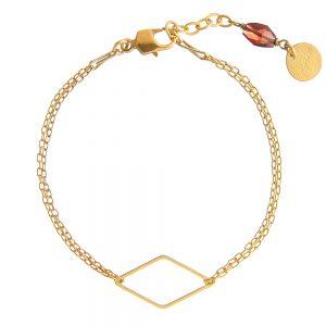 Pepelù - Rhombus bracelet