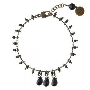 Pepelù - Bracciale multi perline e gocce