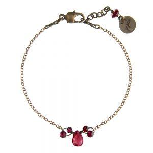 Pepelù - Point of light bracelet in semi-precious stones