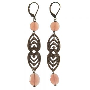 Pepelù - Double filigree earrings